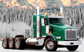 Kenworthy T800 Truck wallpaper
