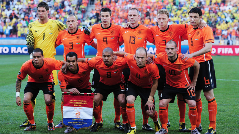 Football Holland Team wallpaper