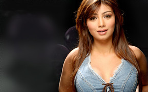 Ayesha Takia Close Look wallpaper