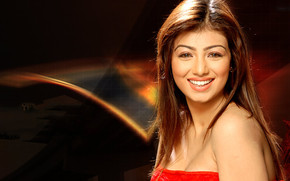 Ayesha Takia Smile wallpaper