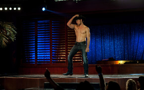 Alex Pettyfer Magic Mike wallpaper