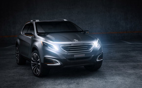 Peugeot Urban Crossover Concept wallpaper
