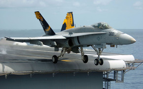 F 18 Super Hornet Fighter wallpaper