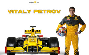 Vitaly Petrov wallpaper