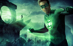 Green Lantern Hal Jordan wallpaper