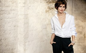 Audrey Tautou Style wallpaper