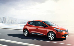 Cool Renault Clio 2013 wallpaper