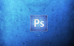 Photoshop CS6 Logo wallpaper