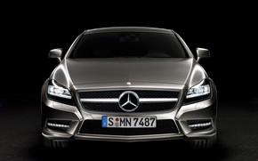 2012 Mercedes Benz CLS Front