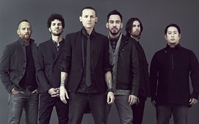 2012 Linkin Park wallpaper