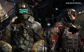 Dead Space 3 Characters