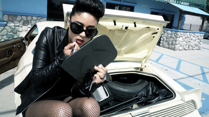 Natalia Kills Mirrors wallpaper