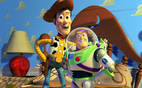 Toy Story Characters wallpaper