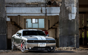 ADV Dodge Challenger SRT8 wallpaper