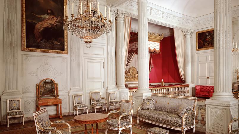 Versailles Palace Interior Hd Wallpaper Wallpaperfx