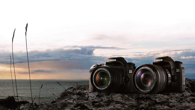 Canon EOS 40D HD Wallpaper - WallpaperFX