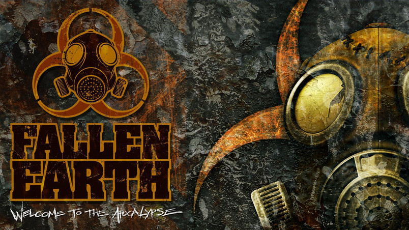 Fallen Earth Poster wallpaper
