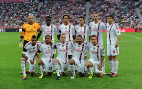 AC Milan Team Picture wallpaper
