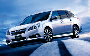 Subaru Legacy Touring Wagon wallpaper