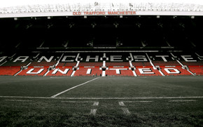 Manchester United Stadium wallpaper