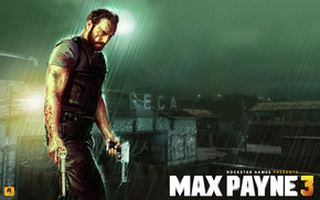 Max Payne 3 Video Game wallpaper