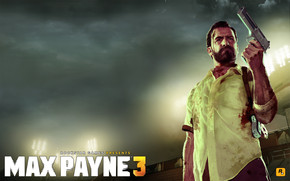 Max Payne The Third wallpaper