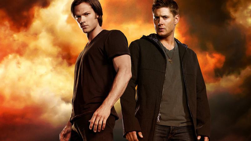 Supernatural Dean & Sam HD Wallpaper - WallpaperFX