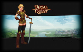 Royal Quest wallpaper