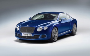 Bentley Continental GT Studio wallpaper