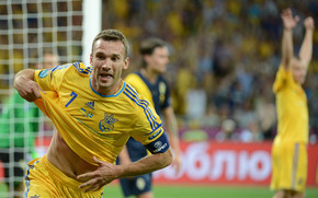 Shevchenko Euro 2012 wallpaper