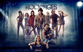 Rock Of Ages wallpaper