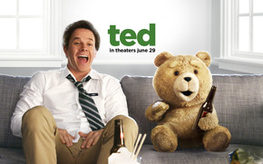 Ted The Movie wallpaper