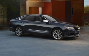 2014 Chevrolet Impala wallpaper