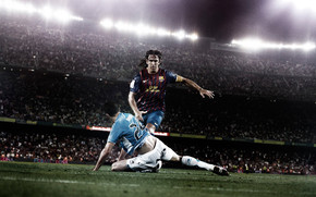 Carled Puyol wallpaper