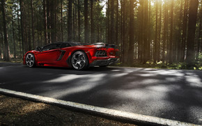 Lamborghini Aventador LP700 by Mansory wallpaper