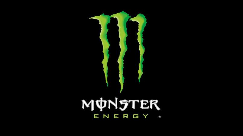 Monster Energy Drink Logo HD Wallpaper - WallpaperFX  Monster