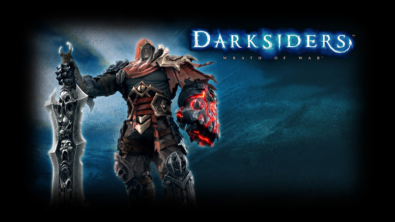 Darksiders War Wallpaper By: Darksiders Wrath Of War Character HD Wallpaper