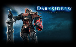 Darksiders Wrath of War Character wallpaper