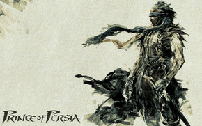 Prince of Persia Drawing wallpaper