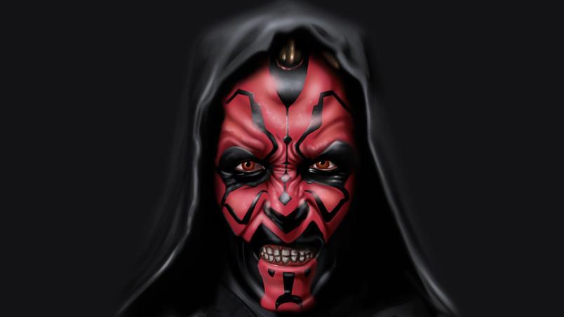 Darth Vader Animated Wallpaper
