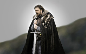 Eddard Stark wallpaper