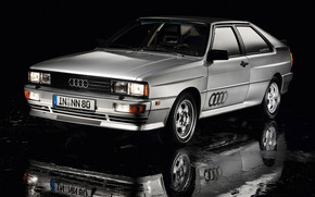 Audi Quattro 1980 wallpaper