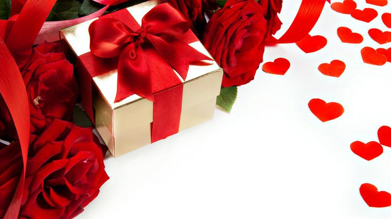 Gold gift box hd wallpaper wallpaperfx gold gift box wallpaper negle Gallery