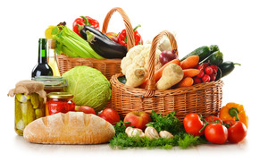Only Healthy Foods wallpaper