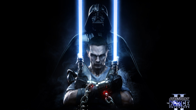 Star Wars The force Unleashed 2 Poster wallpaper