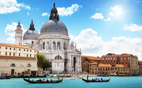 Amazing View from Venice wallpaper