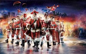 Santa Heroes