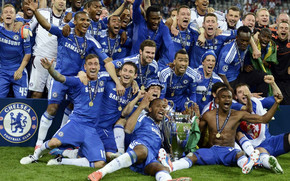 Chelsea Celebrating wallpaper