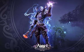Aion The Tower of Eternity Game wallpaper