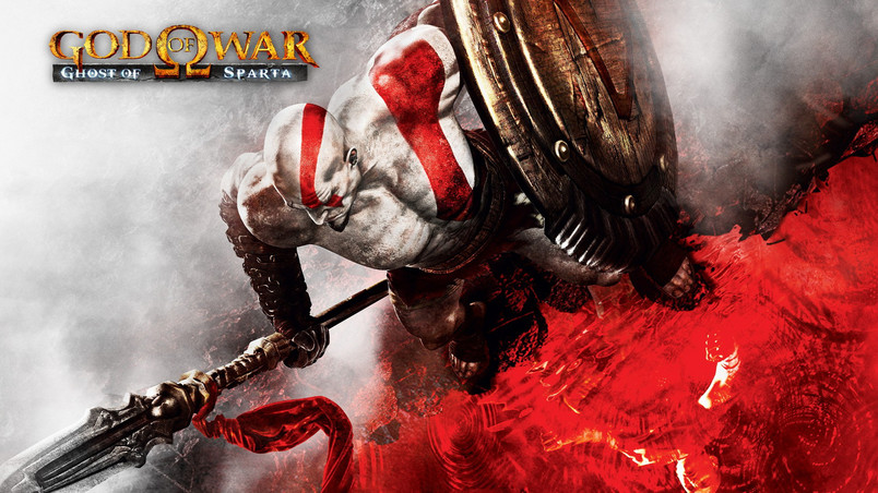 God of War Ghost of Sparta wallpaper